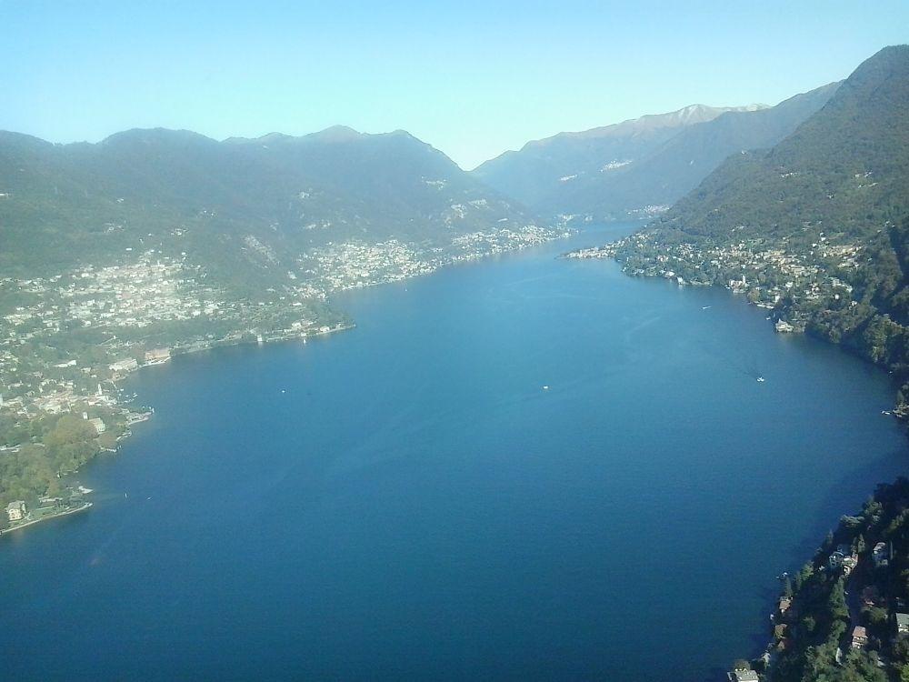 Il Lago di Como e l'incanto dei suoi colori